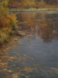 "Clyde Aspevig | ""Reflections of Fall"""