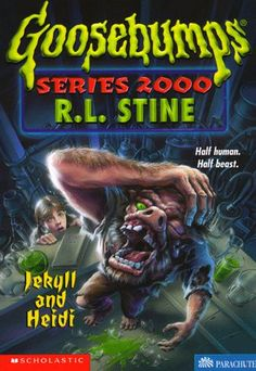 goosebumps series 2000 - Google Search