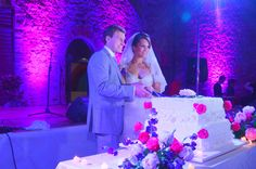 https://flic.kr/p/AcRZrb | Castello di Modanella - Tuscany - Wireless Led Lighting