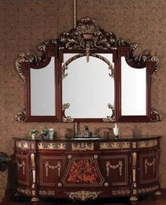 Best Victorian Bathroom Images On Pinterest Victorian Bathroom - Victorian style bathroom cabinets