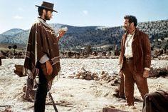 Le Bon, la brute et le truand - Eli Wallach - Clint Eastwood Clint Eastwood, Eastwood Movies, Lee Van Cleef, Western Film, Western Movies, Westerns, Photo Star, Sergio Leone, Image Film