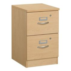 Norwood Commercial Furniture Norwood Series Two-Drawer File Pedestal - Stationary by Norwood Commercial Furniture. $336.99. Store all of your important documents in Norwood Commercial Furniture's attractive Two-Drawer File Pedestal. Organize legal- and letter-size papers in two roomy hanging file drawers - both lock to keep sensitive documents secure. The thick particleboard pedestal has a scratch-resistant melamine laminate finish that stands up to years of wear and t...