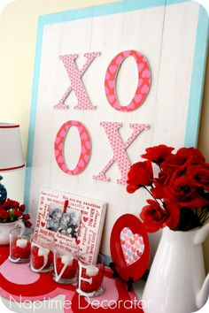 X's & O's and the Valentine's Day Buffet