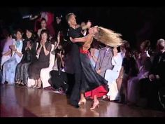 Tango: Mirko Gozzolie & Edita Daniute - World Super Star Dance Festival 2011