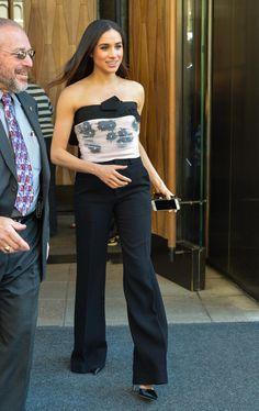 Meghan Markle va-t-elle faire de l'ombre à Kate Middleton ? | Le Figaro Madame