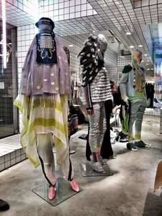 Wut Berlin, Tokyo - special display by Starstyling