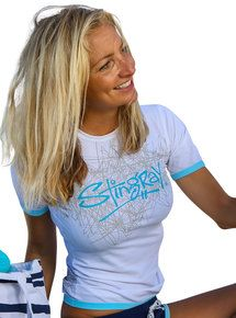 Solartex sun protective swimwear for ladies is fashionable and comfortable. Try the SPF swimwear, UPF clothing, and sun hats for maximum protection. Swim Shirts For Women, Upf Clothing, Rash Guard Women, Sun Shirt, Swimming, Lady, Swimwear, Clothes, Sun Allergy