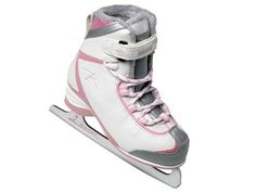 Riedell 615 SS Soft Series Girls White Pink Ladies Womens Mens Boys Kids Childrens Youth Recreational Figure Ice Skates by Riedell. $59.97. Save 37%!