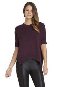 Dolman-Sleeve Pullover