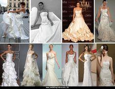 Wedding Gown Designs 2011