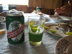 Cerveza Cristal - La Preferida De Cuba!!!