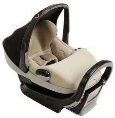 Maxi-Cosi Prezi Air Protect Infant Baby Car Seat w Base Delightfully Natural NEW
