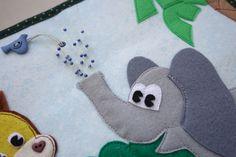 """Развивающая книжка """"Зоопарк"""" от пользователя «id1512749» на Babyblog.ru"""