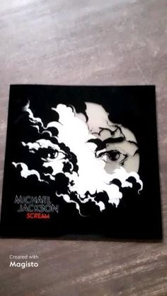 Michael Jackson Scream, Glow, Sparkle