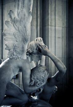 Eros & Psyche (by Sherwin Techico)
