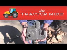Is Pat's Easy Change the Best Hook Up for 3 Point Implements? New Tractor, Tractor Seats, Tractor Accessories, Air Compressors, Ford Tractors, Really Cool Stuff, Good Things, Change, Easy
