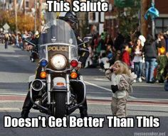 Not enough parents speak positive words about our officers. Stop telling your kids cops will come get them if they don't behave! Your scaring them to hate the police! Real Hero, My Hero, Police Lives Matter, Police Life, Thing 1, Humanity Restored, Blue Bloods, Thin Blue Lines, Faith In Humanity