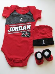 Nike Jordan Classic '23′ Red and Black Infants « Shoe Adds for your Closet