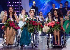 La première Miss Monde en fauteuil roulant a été élue à Varsovie