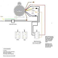 Great Single Phase Starter Wiring Diagram A Big Compressor