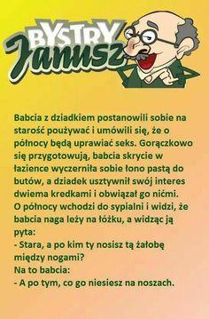 Weekend Humor, Good Jokes, Motto, Haha, Funny, Polish, Humor, Vitreous Enamel, Ha Ha