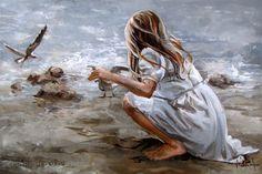 M15111 - Feeding the seaguls