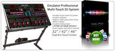 Touch screen DJing!