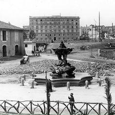 Piazza della Bocca della Verità (1910)