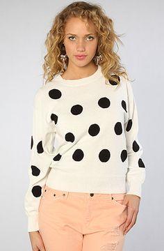 MINKPINK The Domino Effect Sweater #Karmaloop