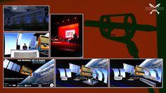 EFECTO ANCHOA, propuso a la REAL ACADEMIA DE LA LENGUA,  el diseño, regiduría, contenidos y producción de la GALA del DIA MUNDIAL DE LA RADIO (13 Febrero 2013)