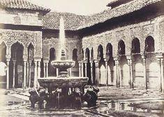 La Alhambra, Granada by Charles Clifford
