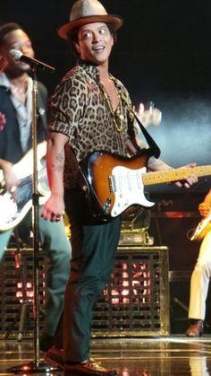 Bruno Mars, Moonshine jungle Tour: Nashville