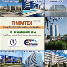 TINIMTEX, 17 - 21 SEPTEMBRIE 2014