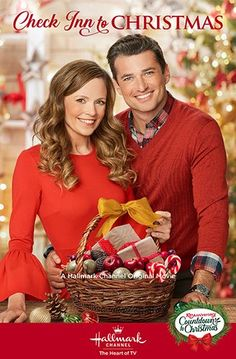 Its a Wonderful Movie - Your Guide to Family and Christmas Movies on TV: Check Inn to Christmas - a Hallmark Channel Countdown to Christmas Movie starring Rachel Boston, Wes Brown and Richard Karn! Hallmark Channel, Películas Hallmark, Films Hallmark, Hallmark Holiday Movies, Family Christmas Movies, Family Movies, Wes Brown, Dc Movies, Movies 2019