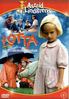 Astrid Lindgren's Lotta på Bråkmakargatan