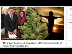 'Drug War has Failed' Governor to Pardon Thousands of People Convicted f...