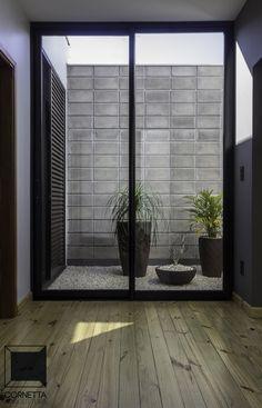 Projeto para casa com estrutura metálica de aproximadamente 250 m2 localizada na cidade de Matão, interior de São Paulo. Acesse nosso site!