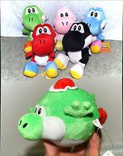 "SUPER MARIO BROS, PLUSH 17cm ""YOSHI'S  BLIMP YOSHI""  - NINTENDO WII U  3DS"
