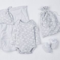 Little Cloud Baby Gift Set | Gifts For Baby | The White Company UK