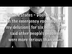 Mental illness stigma PSA