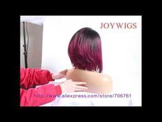 Joywigs Instock Bob Wig