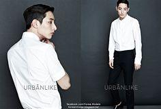 Korea Model모델 /Idol아이돌: 李秀赫 URBANLIKE / B Side