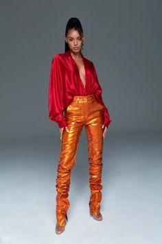 Runway Fashion, High Fashion, Fashion Beauty, Fashion Show, Fashion Trends, Mode Outfits, Fashion Outfits, Sexy Outfits, Laquan Smith