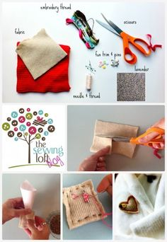 Scented Pin How To | Easy Tutorial to create a Scented Pin