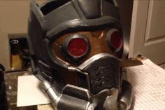 If you've just seen the Guardians of the Galaxy movie, you may have decided you need a Star Lord helmet. I haven't seen it yet, but have to assume that thi