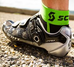 SCOTT Road Pro Shoe built for the breakaway.