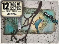 12 tags of 2012 – april…