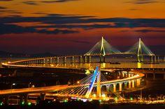 Incheon Grand Bridge, South Korea