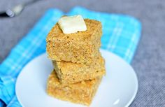 This secretly healthy cornbread recipe gets rave reviews every time!