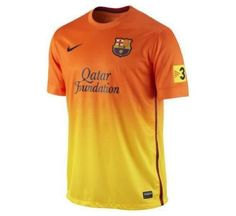 Nike fc barcelona youth away jersey 2012 13 a18a894d5